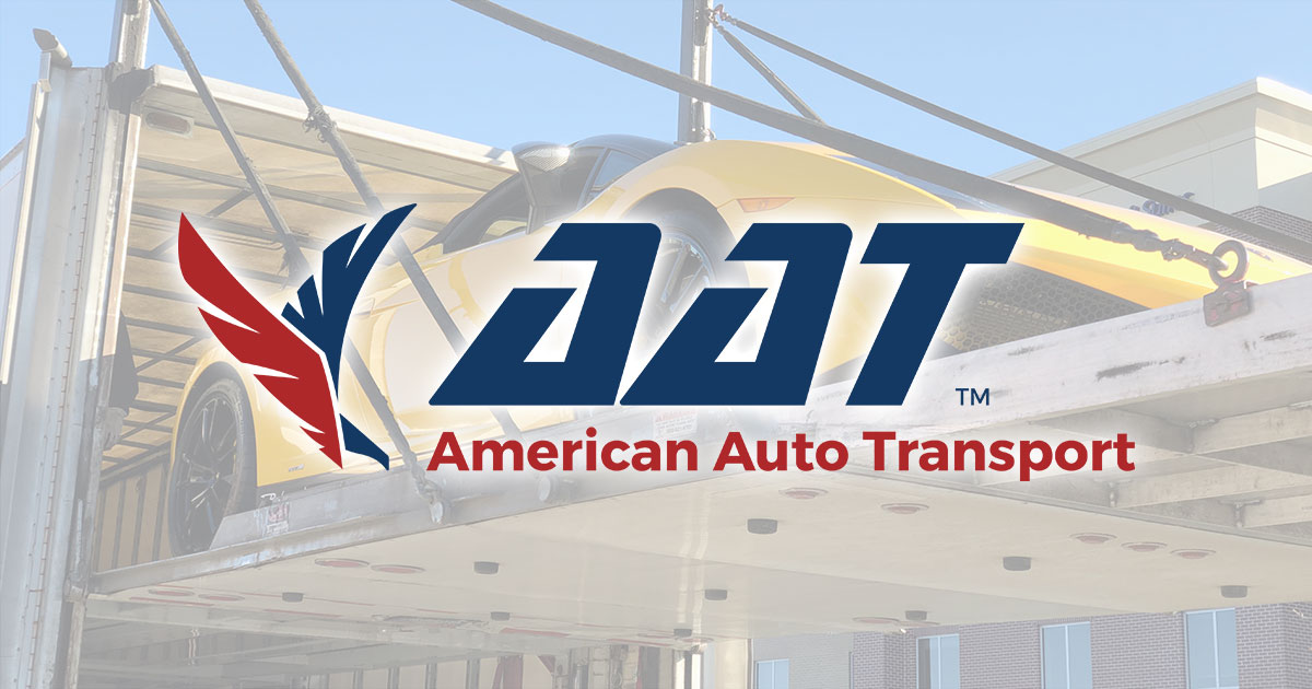 American Auto Transport AAT Open graph